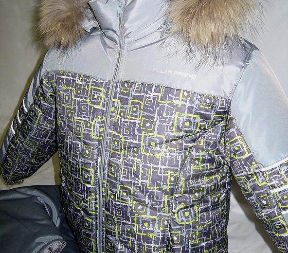 Новый зимний комплект 98  размер. Фото 1. Бор.