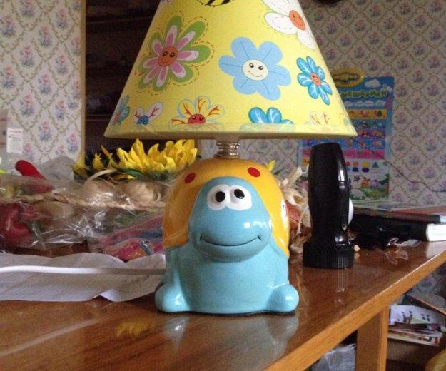 Светильник -ночник  детский . Фото 1. Чебоксары.