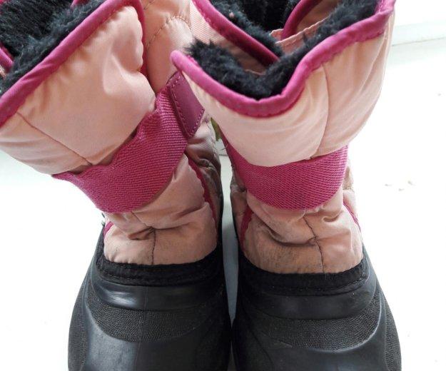 Канадские валенки для девочки. Фото 4. Москва.