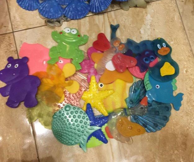 Развивающие игрушки в ванну. Фото 1. Люберцы.