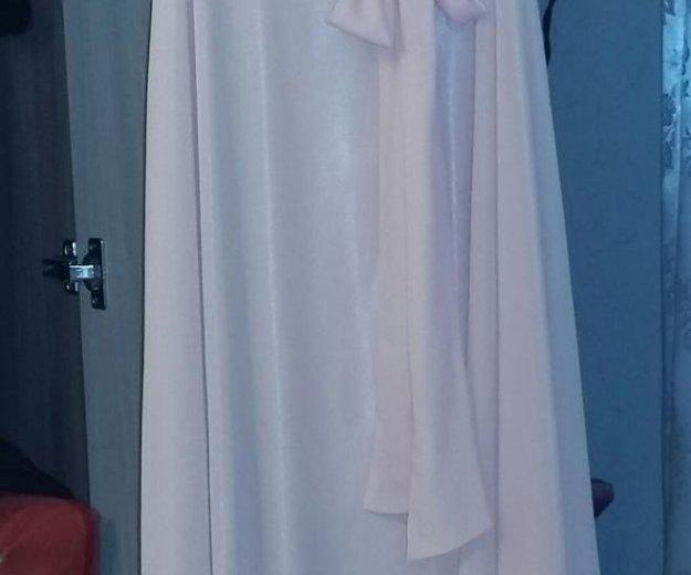 Платье в пол. Фото 1. Пермь.