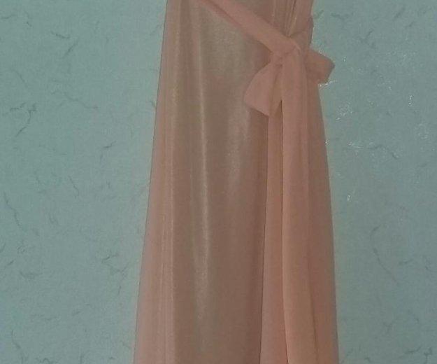 Платье в пол. Фото 2. Пермь.