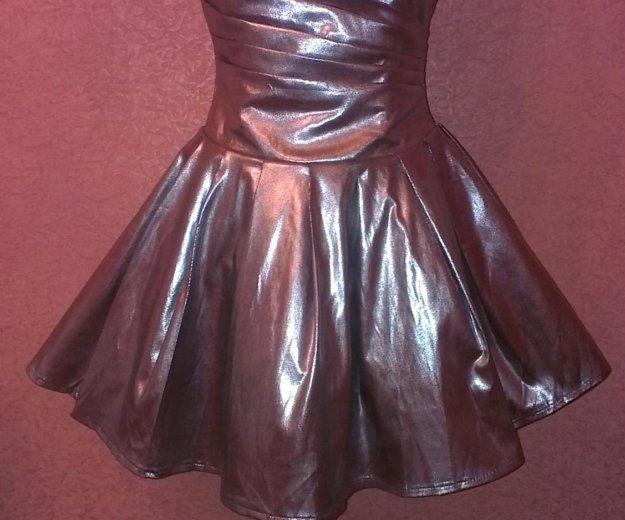 Шикарное платье-бюстье. Фото 1. Москва.