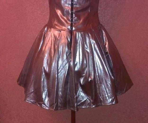 Шикарное платье-бюстье. Фото 3. Москва.
