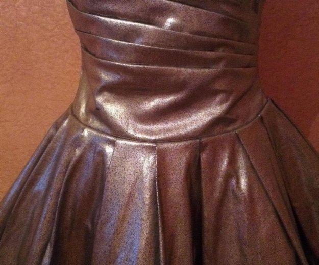 Шикарное платье-бюстье. Фото 4. Москва.