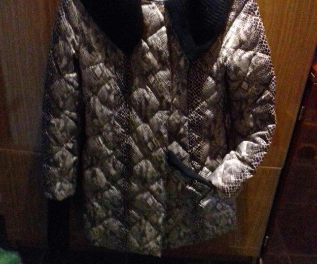 Куртка осень. Фото 1. Самара.