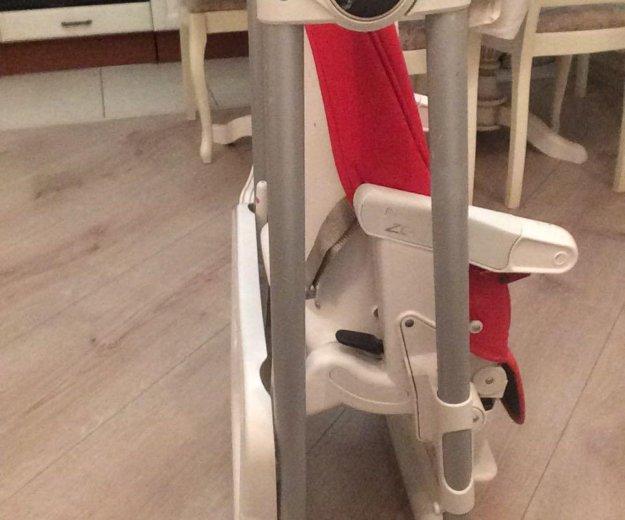 Продаётся стульчик peg perego. Фото 2. Мытищи.