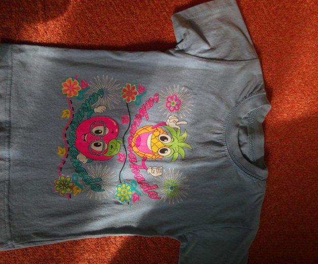 Детская футболка. Фото 1. Абакан.