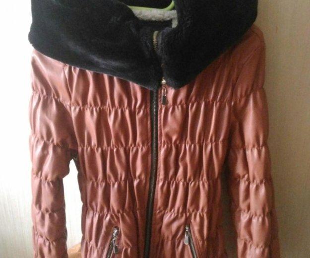 Куртка женская...р-и 46...зима..большой капюшон. Фото 1. Москва.