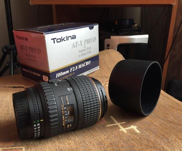 Tokina at-x pro 100mm/f2,8 macro. Фото 2.
