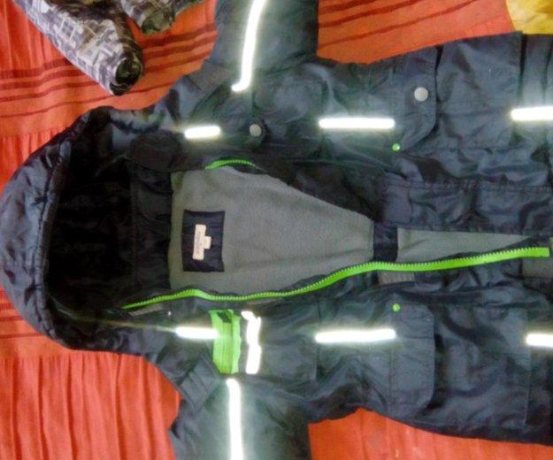 Куртка 110-116, зима. Фото 1. Санкт-Петербург.
