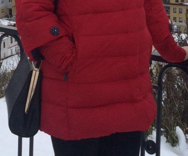 Продам зимний пуховик, очень хорошее качество. Фото 1.
