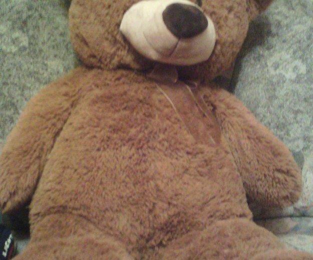 Медведь игрушка. Фото 1.