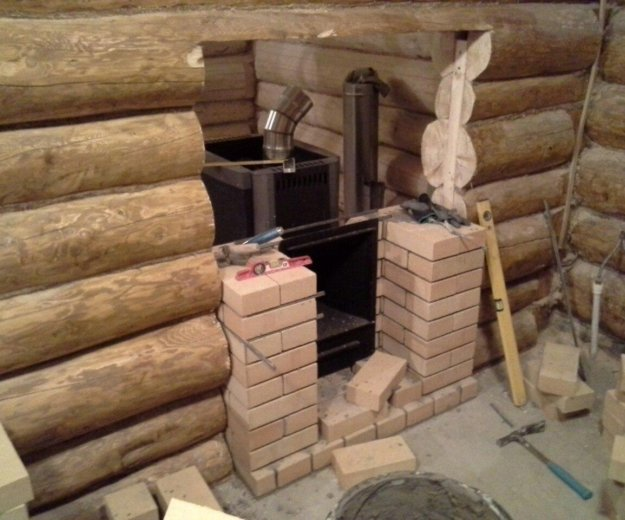 Строительство бань внутренняя и наружная отделка. Фото 2. Полевской.