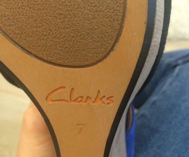 Босоножки clarks. Фото 3.