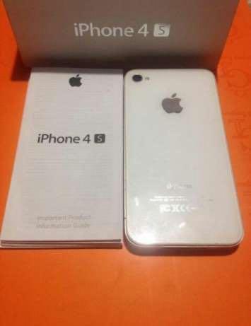 Iphone 4s 16 гб white. Фото 2.