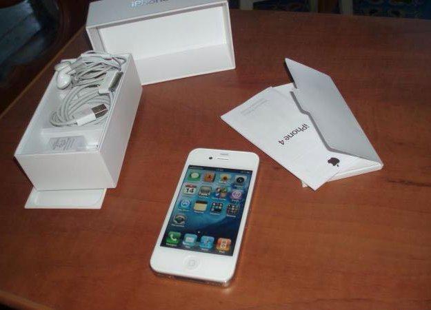 Iphone 4s 16 гб white. Фото 3.