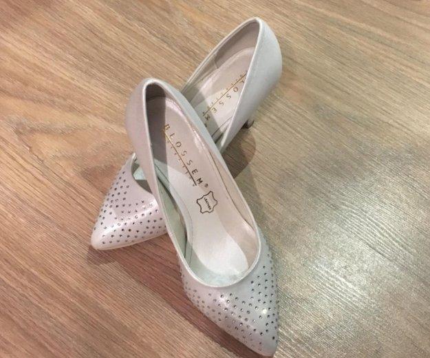 Свадебные туфли, размер 36. Фото 1. Кострома.