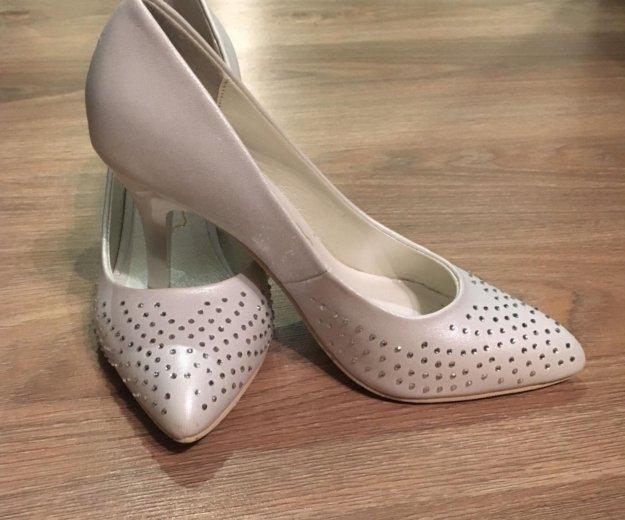 Свадебные туфли, размер 36. Фото 4. Кострома.