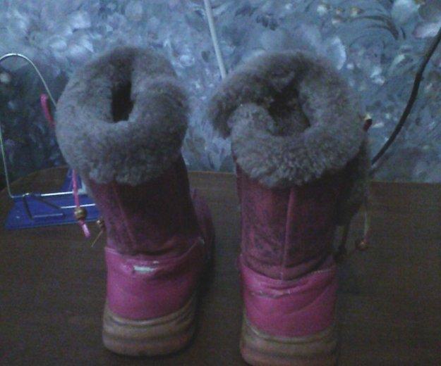 Продаются зимние сапоги. Фото 2. Оренбург.