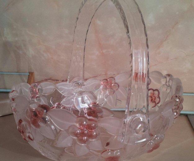 Новая ваза-конфетница. Фото 2. Благовещенск.