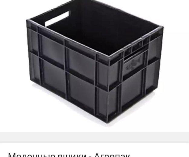 Продам ящики молочные. Фото 1. Казань.