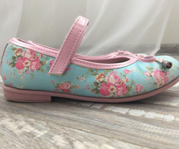 Туфли на девочку. Фото 1. Рязань.