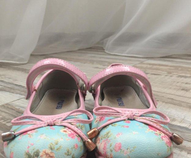 Туфли на девочку. Фото 2. Рязань.