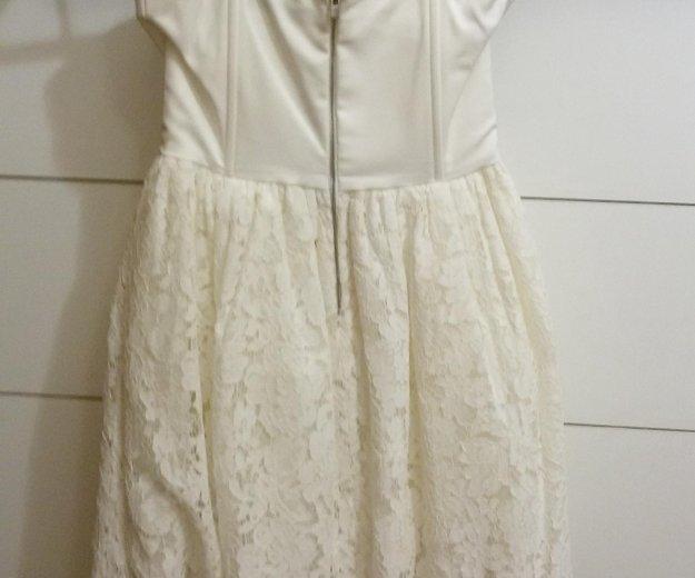 Платье. Фото 2. Красный Сулин.
