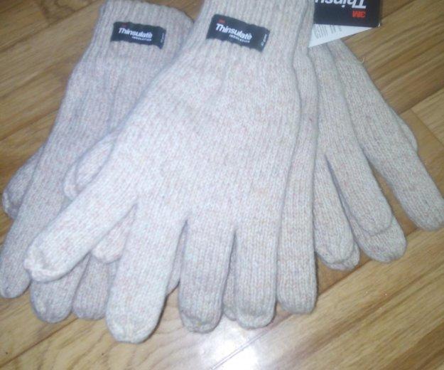 Перчатки шерстяные. Фото 1. Новокузнецк.