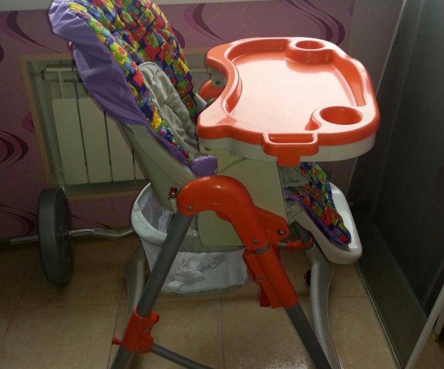 Детский стульчик для кормления. Фото 1. Омск.