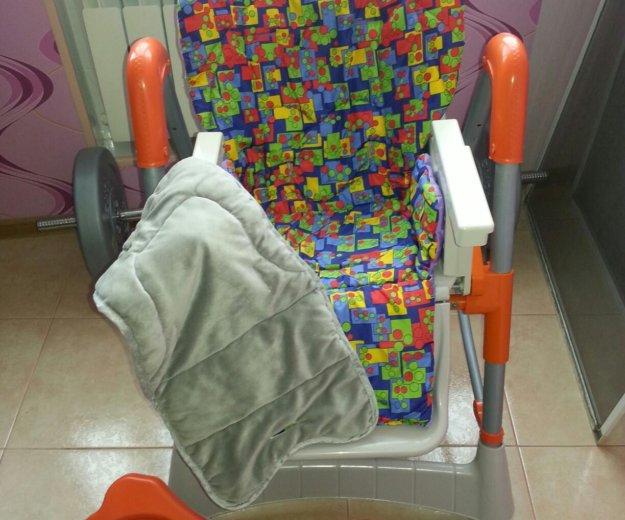 Детский стульчик для кормления. Фото 2. Омск.