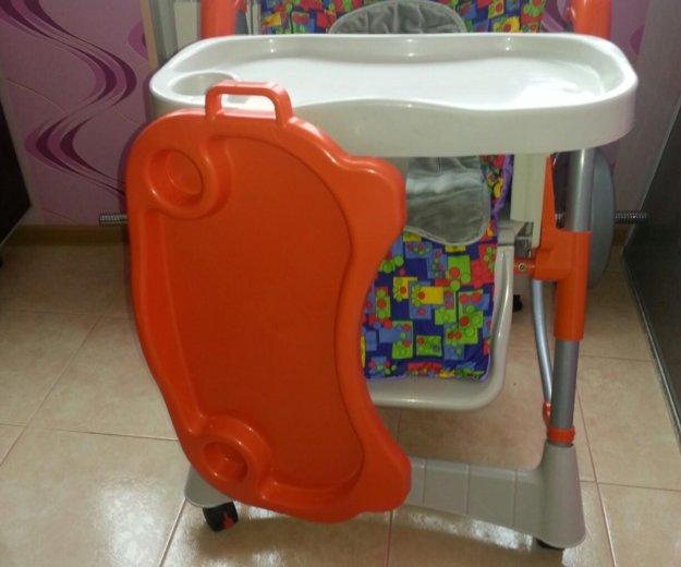 Детский стульчик для кормления. Фото 3. Омск.