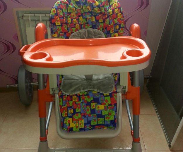 Детский стульчик для кормления. Фото 4. Омск.