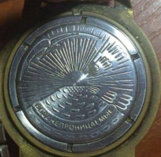 Часы мужские водонепроницаемые. Фото 2. Москва.