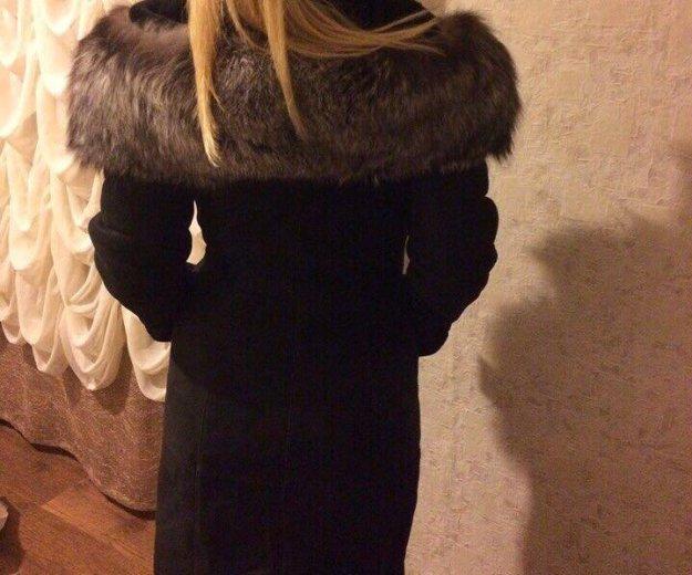 Дубленка+подарок. Фото 1. Пермь.