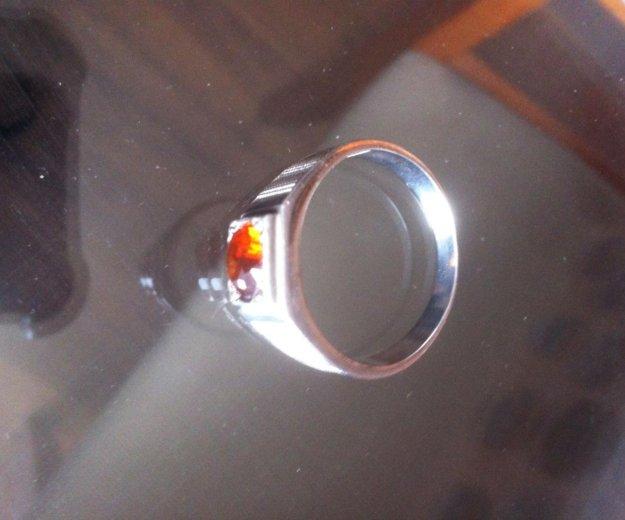 Перстень мужской. Фото 2. Москва.