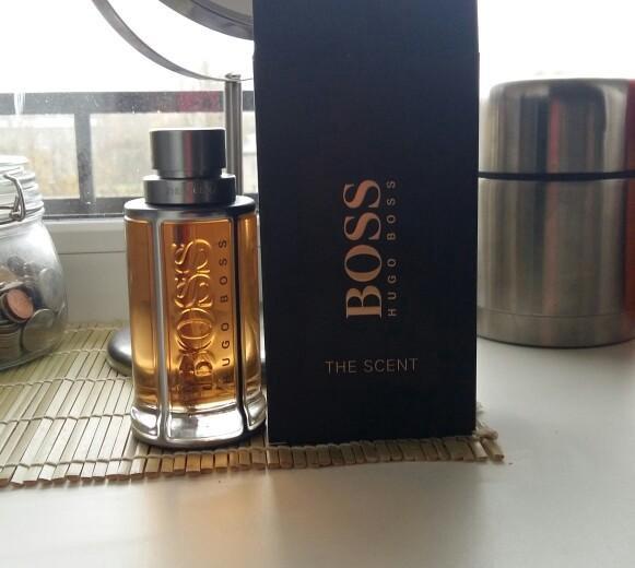 Продам т/в hugo boss the scent 100мл. Фото 1. Санкт-Петербург.