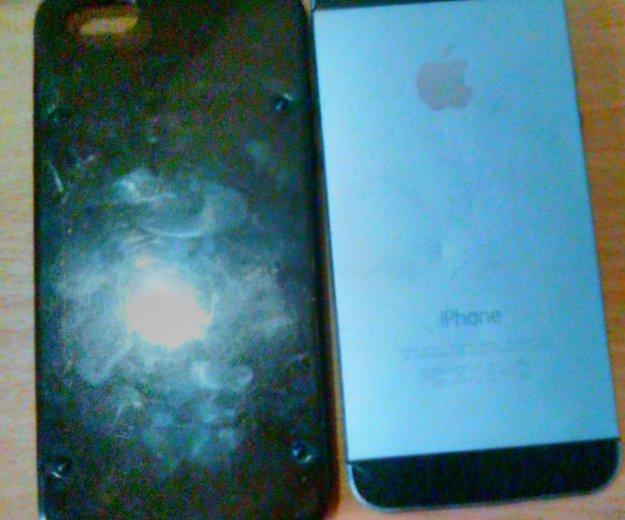 Продам айфон 5 s на андроиде. Фото 1. Тында.