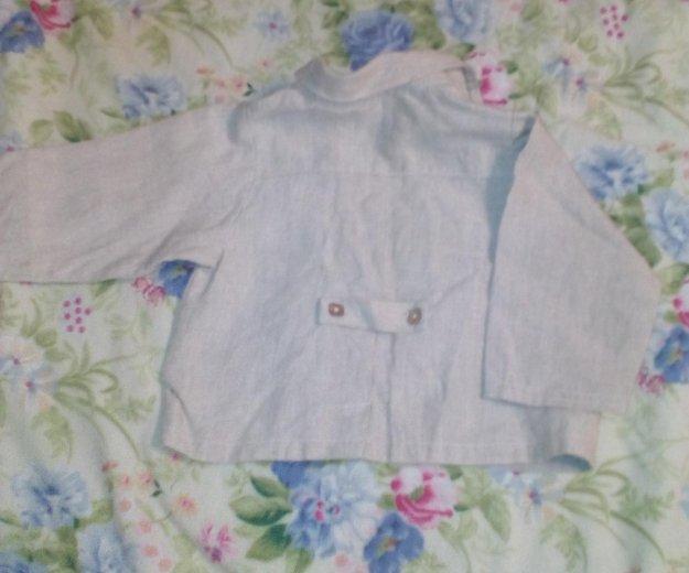 Модный пиджачок для маленького джельтельмена. Фото 1. Зеленоград.