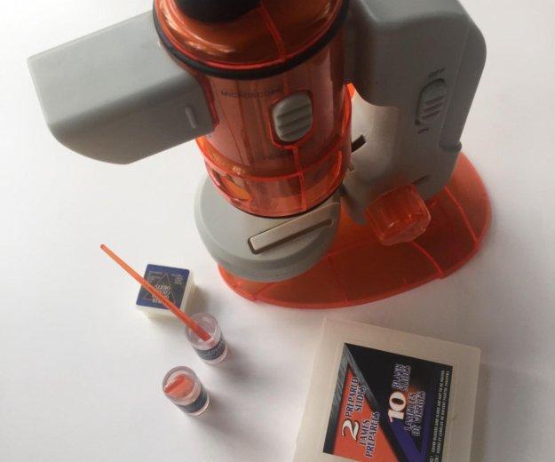 Микроскоп детский. Фото 1.