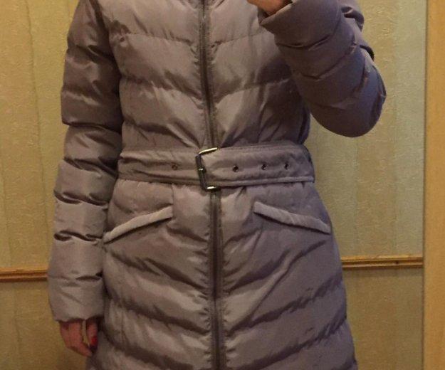 Зимний пуховик. Фото 1. Иркутск.