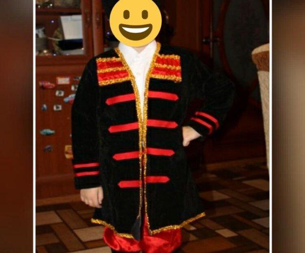 Новогодний костюм казака. Фото 2. Ртищево.