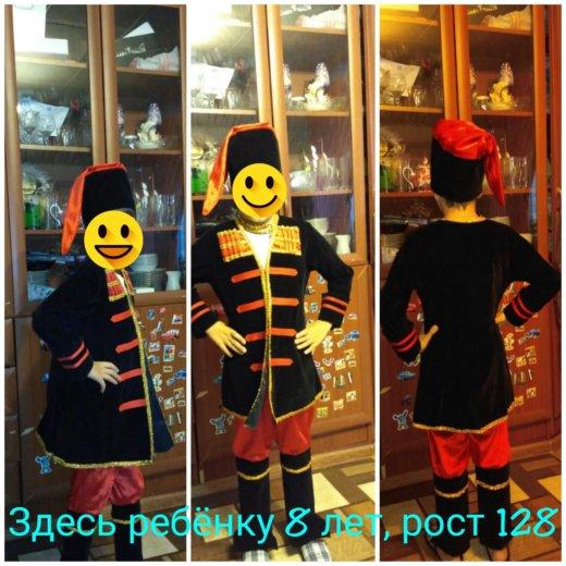 Новогодний костюм казака. Фото 4. Ртищево.