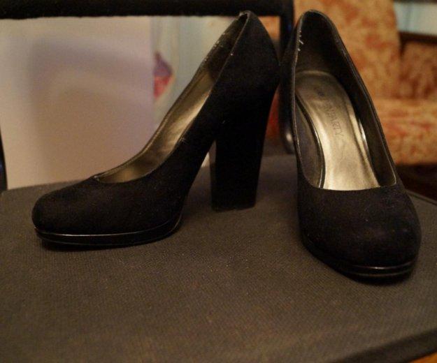 Туфли замшевые. Фото 2. Ярославль.