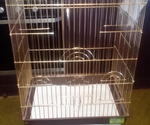 Клетка золотая. Фото 1. Новороссийск.
