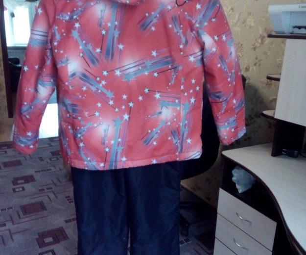 Горнолыжный костюм на девочку. Фото 3. Каменск-Уральский.