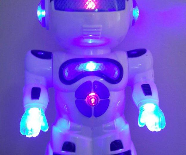 Новый робот. Фото 1. Краснодар.