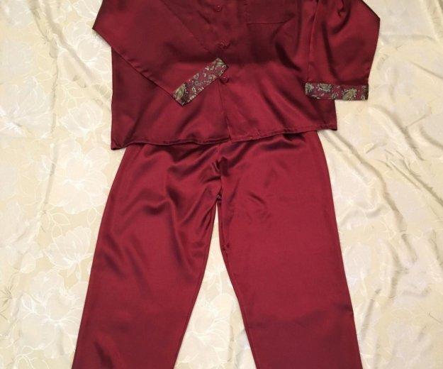 Пижама мужская 54 р. шёлк. Фото 1. Чебоксары.