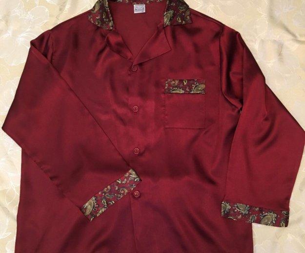 Пижама мужская 54 р. шёлк. Фото 3. Чебоксары.